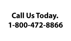 Call Us 1-800-472-8866