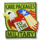 Care Packages Girl Scout Fun Patch