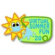 Virtual Summer Fun Girl Scout Fun Patch