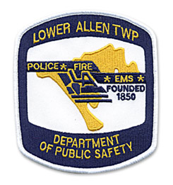 Custom Patch for Dept. of Public Safety
