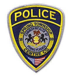 Custom Patch for Police Dept.