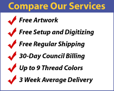 Compare our Services