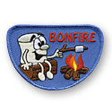 Bonfire - Seymore S'more Fun Patch