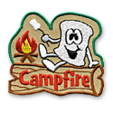 Campfire (S'more) Fun Patch
