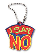 I Say No  - Tag Patch