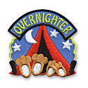 Overnighter Fun Patch