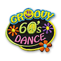 Groovy 60's Dance Fun Patch