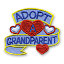 Adopt A Grandparent Fun Patch