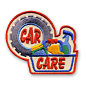 Car Care Fun Patch