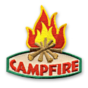 Campfire Fun Patch