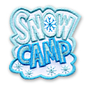 Snow Camp Fun Patch