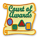 Court Of Awards Fun Patch