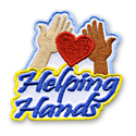 Helping Hands Fun Patch