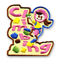 Climbing Girls Fun Patch