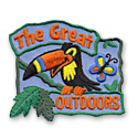The Great Outdoors Fun Patch