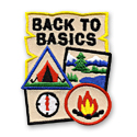 Back to Basics Fun Patch
