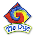 Tie Dye Fun Patch