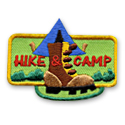 Hike & Camp Fun Patch