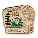Leave No Trace Fun Patch