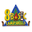 8 Basic Camp Skills Fun Patch