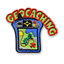 Geocaching Fun Patch