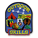 Outdoor Skills Fun Patch