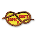 Ropes & Knots Fun Patch
