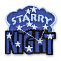 Starry Night Fun Patch