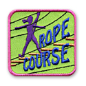 Rope Course Fun Patch
