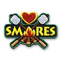 Love S'Mores Fun Patch