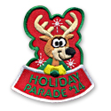 Holiday Parade '14 Fun Patch