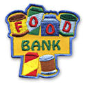 Food Bank Fun Patch