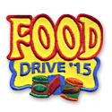 Food Drive '15 Fun Patch