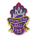 Princess Ball '15 Fun Patch
