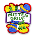 Mitten Drive Fun Patch