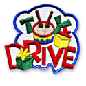 Toy Drive Fun Patch
