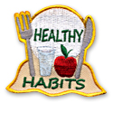 Healthy Habits Fun Patch