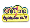 On Time Registration '14-'15