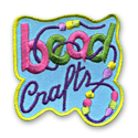 Bead Crafts Fun Patch