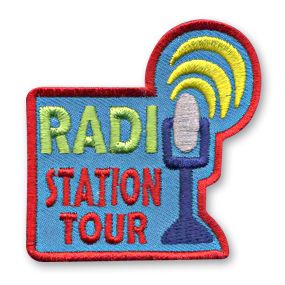 Mediacorp radio station tour patches