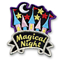 Magical Night Fun Patch