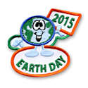 Earth Day 2015 Fun Patch