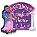 Father Daughter Dance '15 Fun Patch