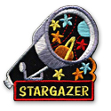 Stargazer Fun Patch