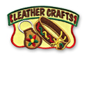 Leather Crafts Fun Patch