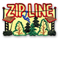 Zip Line Fun Patch
