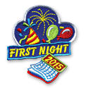 First Night 2015 Fun Patch