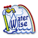 Water Wise Fun Patch