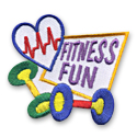 Fitness Fun Patch