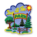 Day At The Park Fun Patch